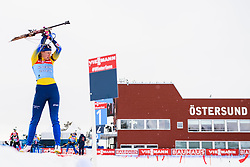 March 9, 2019 - –Stersund, Sweden - 190309 Hanna Öberg of Sweden at the women's training session during the IBU World Championships Biathlon on March 9, 2019 in Östersund..Photo: Petter Arvidson / BILDBYRÃ…N / kod PA / 92250 (Credit Image: © Petter Arvidson/Bildbyran via ZUMA Press)