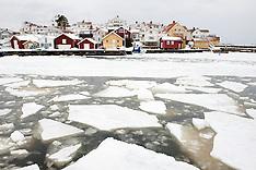 Swedish winter on the west coast