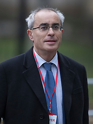 © Licensed to London News Pictures. 08/12/2016. London, UK. Lord Pannick QC arrives at the Supreme Court in Westminster, London for the last day of a hearing to appeal against a November 3 High Court ruling that Article 50 cannot be triggered without a vote in Parliament. Photo credit: Peter Macdiarmid/LNP