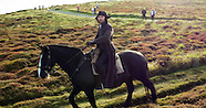 Cornwall - Poldark Film Set - 12 Oct 2016