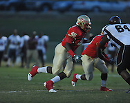 Lafayette High's Cortez Coleman (45) vs. Greenwood in Oxford, Miss. on Friday, August 24, 2012. Lafayette won 41-0.