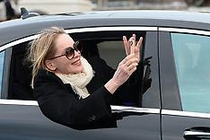 Sharon Stone in Paris - 28 Jan 2020