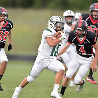 8.24.2018 Elyria Catholic at Brookside Football