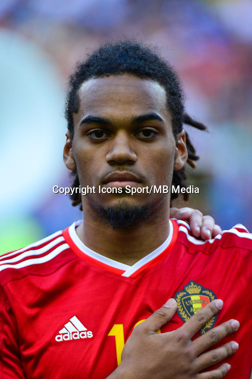 Jason DENAYER - 07.06.2015 - France / Belgique - Match Amical<br /> Photo : Dave Winter / Icon Sport