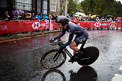 Agusta Edda Bjornsdottir (ISL) at UCI Road World Championships 2019 Elite Women's TT a 30.3 km individual time trial from Ripon to Harrogate, United Kingdom on September 24, 2019. Photo by Sean Robinson/velofocus.com