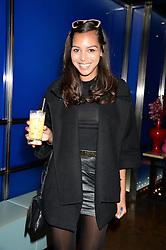 Singer ARLISSA at the launch of Dim Sum Sundays by Hakkasan at Hakkasan, Hanway Place, London on 8th September 2013.