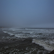 Today's  winter sunrise at Narragansett Town Beach,  .  June  8, 2013.
