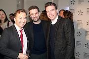 TONY CHAMBERS; ANDY CROAKE; KEVIN CARMODY, Wallpaper Design Awards 2012. 10 Trinity Square<br /> London,  11 January 2011.