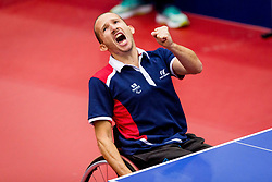 SAVANT-AIRA Nicolas during day 3 of 15th EPINT tournament - European Table Tennis Championships for the Disabled 2017, at Arena Tri Lilije, Lasko, Slovenia, on September 30, 2017. Photo by Ziga Zupan / Sportida