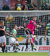 Dundee keeper Scott Bain punches clear - Dundee v Celtic in the Ladbrokes Scottish Premiership at Dens Park, Dundee. Photo: David Young<br /> <br />  - &copy; David Young - www.davidyoungphoto.co.uk - email: davidyoungphoto@gmail.com