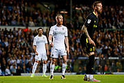 Leeds United midfielder Adam Forshaw (4)  during the EFL Sky Bet Championship match between Leeds United and Brentford at Elland Road, Leeds, England on 21 August 2019.