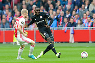 Ajax Amsterdam vs Lyon - 3 May 2017