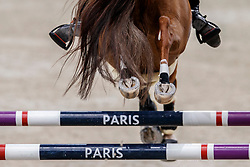 Delestre Simon, FRA, Chesall Zimequest<br /> LONGINES FEI World Cup™ Finals Paris 2018<br /> © Hippo Foto - Dirk Caremans<br /> 13/04/2018