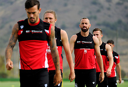 Aaron Wilbraham of Bristol City  - Mandatory by-line: Joe Meredith/JMP - 19/07/2016 - FOOTBALL - Bristol City pre-season training camp, La Manga, Murcia, Spain