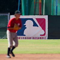 Baseball - MLB European Academy - Tirrenia (Italy) - 21/08/2009 - Logo MLB
