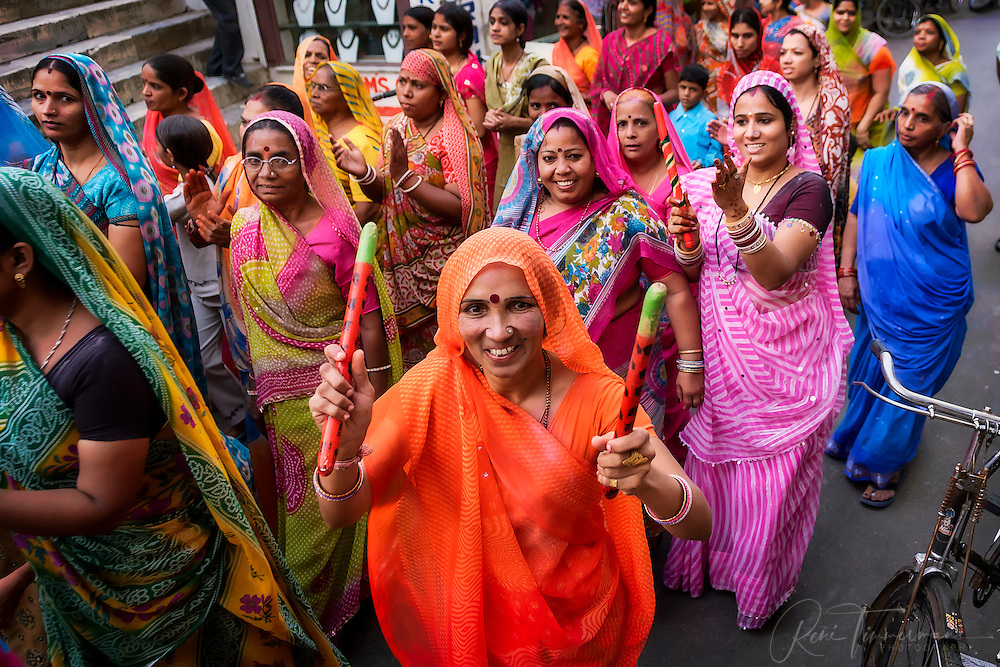 Navratri parade in Udaipur