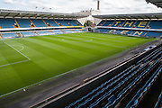 The Den before the Sky Bet League 1 match between Millwall and Chesterfield at The Den, London, England on 29 August 2015. Photo by Bennett Dean.
