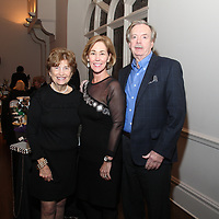 Suzie Nall, Nancy and Tom Garvey
