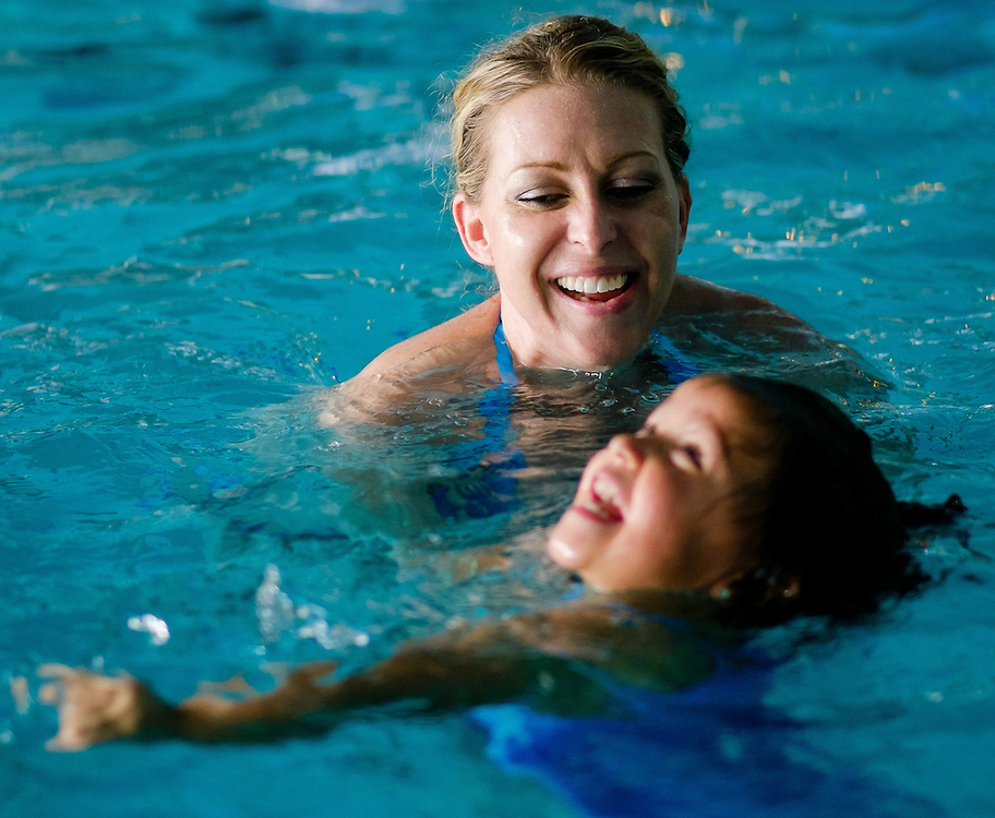 Love to Swim School photos taken Thursday, May 7, 2015 in San Antonio. <br /> (Photo&copy;Bahram Mark Sobhani)