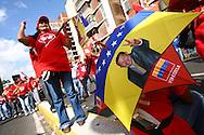 Marcha en apoyo al presidente venezolano, Hugo Chavez. Caracas, 25-11-2006 (ivan gonzalez)