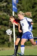 20.07.2006, Eerikkil?, Finland..Alle 20-vuotiaiden naisten maaottelu Suomi - Yhdysvallat / Women's Under-20 friendly international match Finland v USA..Linda S?llstr?m - Finland.©Juha Tamminen.....ARK:k