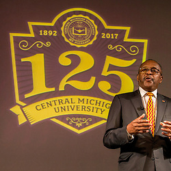 State of University 125th celebration