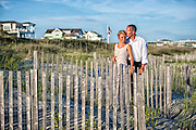 Rick and Alize Wedding | Pine Knoll Shores NC Photographers