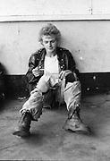 Asbo Punk, UK, 1980s.