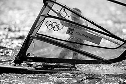 2012 Olympic Games London / Weymouth<br /> Stauffacher Richard, (SUI, RS:X Men)