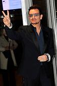 Bono (U2) bij Prins Bernhard Cultuurfonds Prijs 2011