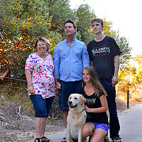 Hanson Family Photoshoot - 20 Jan 14