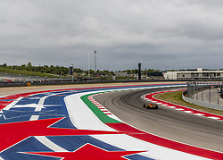 March 23, 2019 - Austin, Texas, U.S. - RYAN HUNTER-REAY (28) of the United States goes through the turns during practice for the INDYCAR Classic at Circuit Of The Americas in Austin, Texas. (Credit Image: © Walter G Arce Sr Asp Inc/ASP)