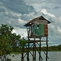 Cambodia: The floating village of Chong Khneas