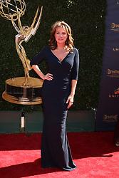 April 30, 2017 - Pasadena, CA, USA - LOS ANGELES - APR 30:  Nancy Lee Grahn at the 44th Daytime Emmy Awards - Arrivals at the Pasadena Civic Auditorium on April 30, 2017 in Pasadena, CA (Credit Image: © Kathy Hutchins/via ZUMA Wire via ZUMA Wire)