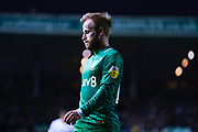 Sheffield Wednesday midfielder Barry Bannan (10) during the EFL Sky Bet Championship match between Leeds United and Sheffield Wednesday at Elland Road, Leeds, England on 11 January 2020.
