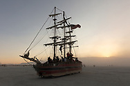 I never catch it under sail. Maybe next year. My Burning Man 2018 Photos:<br />