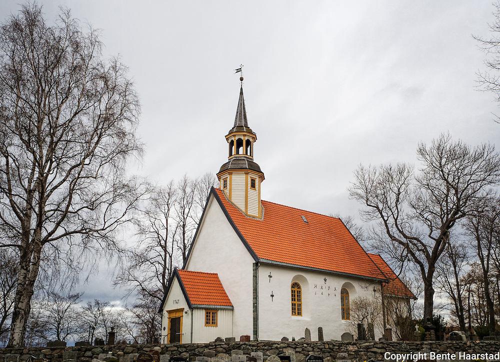 Lade Kirke ligger på Lade i Trondheim. Kirka er fra ca. 1190 og er viet til det hellige kors. Tidligere har det vært minst en steinkirke og en stavkirke på stedet. Kirken antas å stå i nærheten av den gamle hovplassen på Lade.