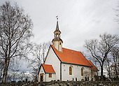 Churches in Norway - Norske kirker