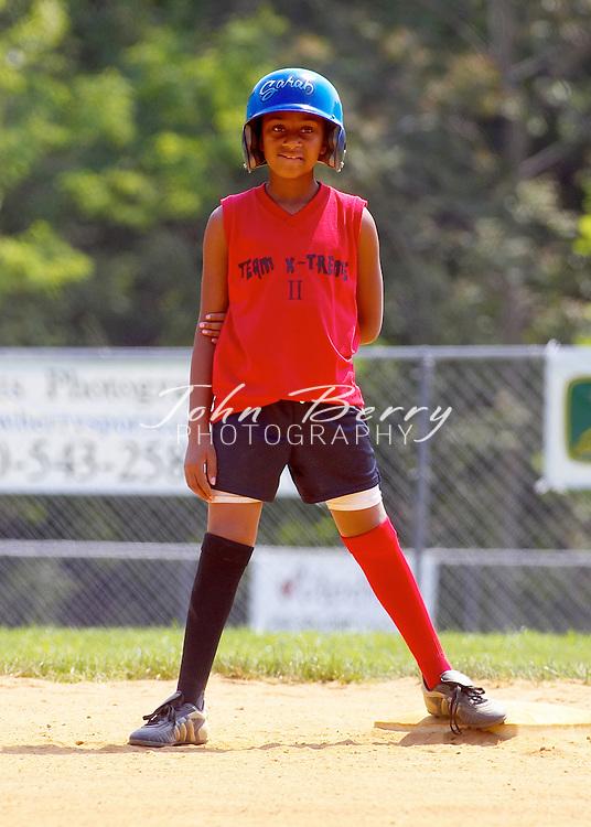 10 & Under Softball, Team Extreme vs Young Guns,..May 14, 2005