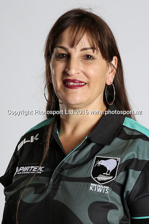 Nadene Conlon.<br /> Staff NZH 1605020012.jpg<br /> NZRL Head Shots at the Pullman Hotel Hyde Park Sydney, Sydney Australia. Monday 2 May 2016. Photo: Paul Seiser/Photosport.nz