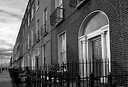 Georgian Houses, Mountjoy Square