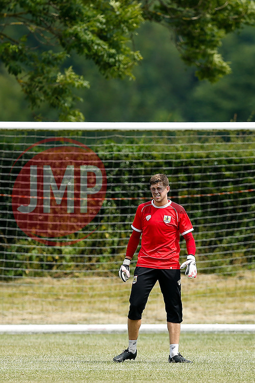 Frank Fielding looks on as Bristol City return to training ahead of their 2015/16 Sky Bet Championship campaign - Photo mandatory by-line: Rogan Thomson/JMP - 07966 386802 - 01/07/2015 - SPORT - Football- Bristol, England - Failand Training Ground - Sky Bet Championship.