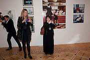 NICK HARVEY; AMANDA NELSON; CLAIRE BRISTAN, Dazed & Confused 20th Anniversary Exhibition. Somerset House. London. 3 November 2011<br /> <br />  , -DO NOT ARCHIVE-© Copyright Photograph by Dafydd Jones. 248 Clapham Rd. London SW9 0PZ. Tel 0207 820 0771. www.dafjones.com.
