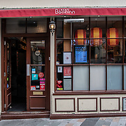 BaoziInn Chinese Restaurant in London Chinatown Sweet Tooth Cafe and Restaurant at Newport Court and Garret Street on 15 June 2019, UK.