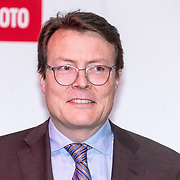 NLD/Amsterdam/20180412 - Prins Constantijn en Prinses Laurentien aanwezig bij uitreiking World Press Photo of the Year, Prins Constantijn