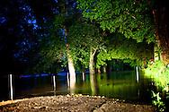 Flooding on River Road in Shepherdstown, WV 5/18/11