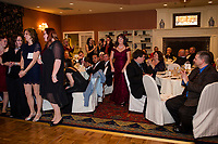Napoli Group Awards Dinner at Church Landing in Meredith, NH.    ©2017 Karen Bobotas Photographer