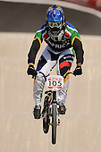 BMX Cycling on 9 August