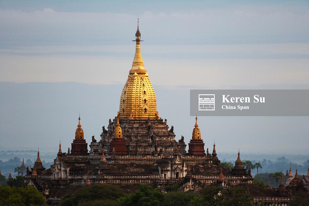 Ananda Temples in Bagan, Myanmar