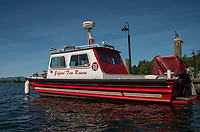 NH Dept of Safety Marine Patrol.  ©Karen Bobotas Photographer